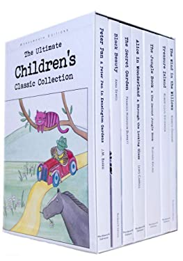 The Ultimate Children's Classic Collection (Wordsworth Box Set) (Children's Classics) (Wordsworth Box Sets)