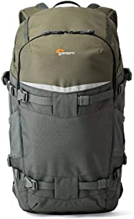 Lowepro Flipside Trek Bp 450 Aw Outdoor Camera Backpack for Photographers Carrying A Balance of Pro DSLR Equipment Plus Personal Gear for A Day in Nature, Black, (LP37016-PWW)