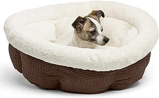 Best Friends by Sheri Jumbo Cup in Mason Dog Bed/Cat Bed, Dark Chocolate, Jumbo