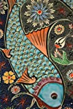 Blank Journal - Ceramic Tile Fish