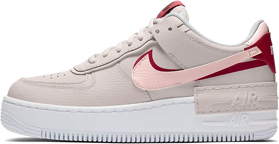 Nike Women S W Af1 Shadow Basketball Shoes Amazon Co Uk Shoes Bags Nike air uk 8 us 9 eur 42.5 grey air force one suede trainers. nike women s w af1 shadow basketball shoes