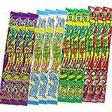やおきん サワー ペーパー キャンディ 28個セット (4種類×7個) グレープ サイダー アップル コーラ
