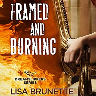 Framed and Burning audiobook cover art