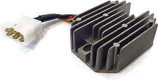 Viviance ZHVIVY 12V 6 Pin Rectificador Regulador de Voltaje para Kubota Grasshopper RS5101 RS5155