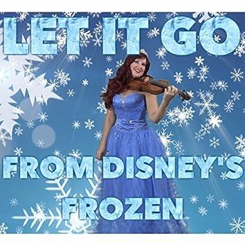 Let It Go | Alison Sparrow | Violin