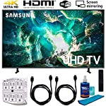Best Value 4K HDR TV for Xbox One x and PS4 – Samsung RU8000