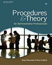 Bundle: Procedures & Theory for Administrative Professionals, 7th + Office Technology CourseMate with eBook Access Code