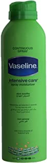 Vaseline Body Spray Aloe Soothe, 190g