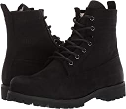 Lace-Up Sheepskin Boot - OL22