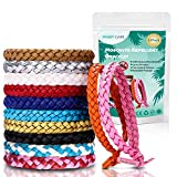 Mosquito Repellent Bracelet, PandyCare 15 Pack Mosquito Bands for Adults, Kids & Babies - Premium Quality,...