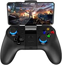 iPEGA PG-9129 Wireless Gamepad Multimedia Game Controller Joystick Compatible IPhone8/XR/XS for Android Mobile Phone Tablet