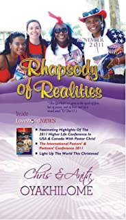 Rhapsody of Realities November 2011 Edition