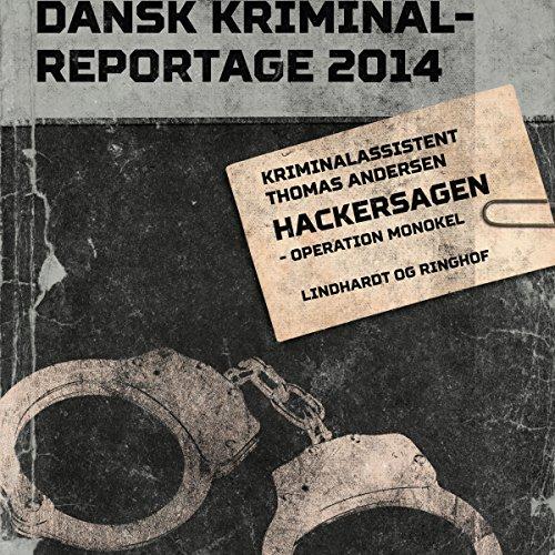 Hackersagen: Operation Monokel audiobook cover art