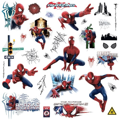 spiderman wall decals - 5