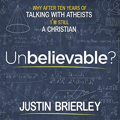 Unbelievable? audiobook cover art