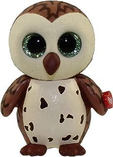 TY Beanie Boos - Mini Boo Figure - SAMMY the Brown Owl (2 inch)