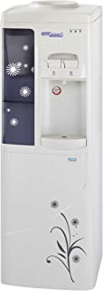 Super General Hot & Cold Taps Free Standing Water Dispenser, White - SGL 1171