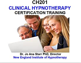 Become a Certified Clinical Hypnotherapist w/ New England Institute of Hypnotherapy- CH201 includes 10 Dvds, 2 Cds, 18 Hours of Video, 1 Workbook, 2 Script Books, 1 Audio Hypnosis Session - Learn to help others with Weight Loss, Stop Smoking, Phobias, Stress Reduction, Memory, Sleep, Athletic Improvement, Relationship Issues, Almost Unlimited Applications