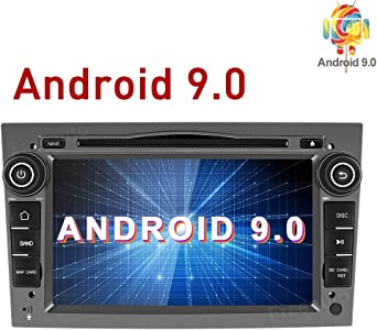 Freeauto Android 9 0 Double Din Car Stere Radio per Opel pollici Touch Screen precipitare GPS Navigation Support WiFi Bluetooth