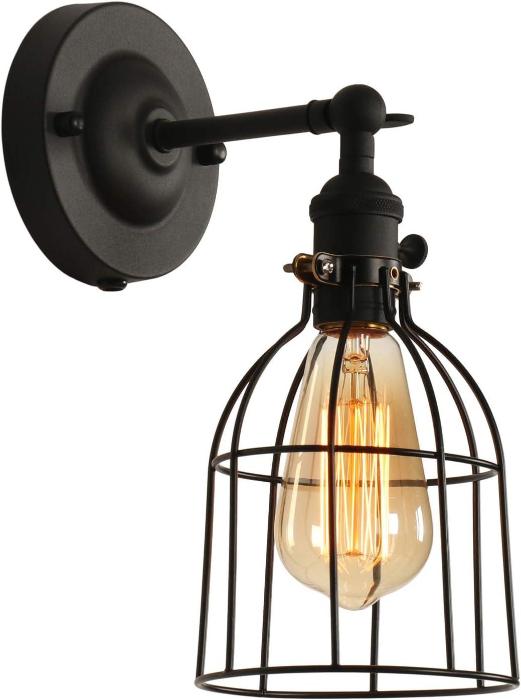 XIDING Premium Industrial Edison Antique Wa Wire At the price of Super special price surprise Cage Simplicity