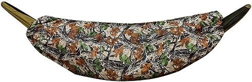 ZFH Hamac Léger Camping Quilt La Couette Coton Creuse Remplie Corde Antichoc Réglable Profitez De Plus De Confort Confortable Facile à Stocker Voyage Camping
