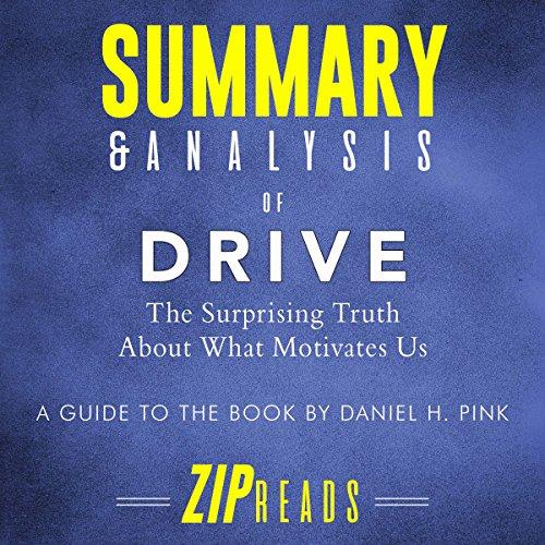 Summary & Analysis of Drive Titelbild