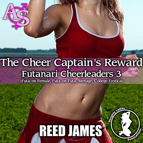 Cheer Captain's Reward audiobook cover art