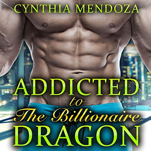 Menage: Addicted to the Billionaire Dragon audiobook cover art