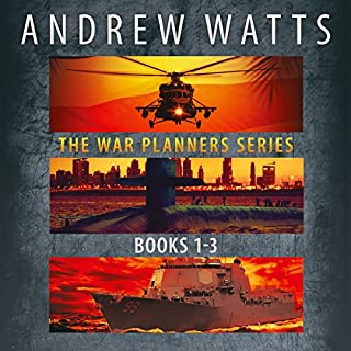 The War Planners Series, Books 1-3 cover art