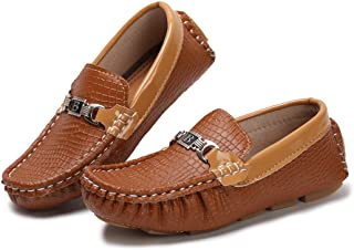 Best toddler boy blue loafers Reviews