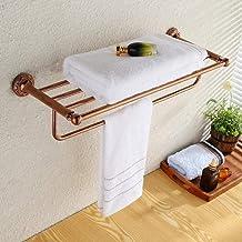 DY Handtuchhalter Antieke Rose Gold handdoekhouder handdoekhouder badkamer handdoekhouder gemaakt van roestvrij staal