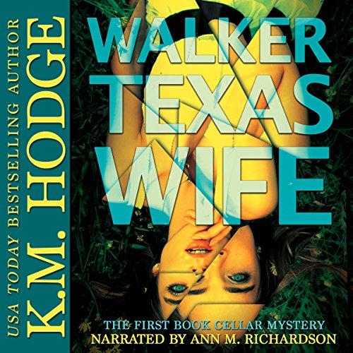 Walker Texas Wife audiobook cover art