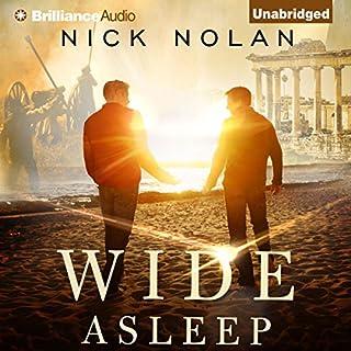 Wide Asleep audiobook cover art