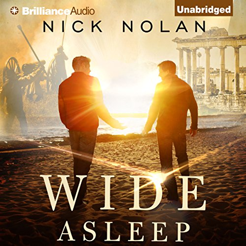 Wide Asleep audiobook cover art