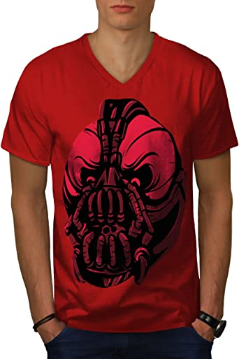 Wellcoda Toxic Black Spider Mens T-shirt Huge Graphic Design Printed Tee