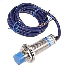 uxcell LJC18A3-B-Z/AX 10mm Capacitance Proximity Sensor Switch NPN NC DC 6-36V 200mA