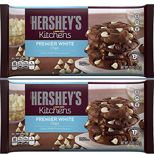 Hershey's Premier White Baking Chips - 12 oz - 2 pk