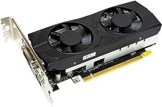 ELSA GeForce GTX 1650 LP DDR6 グラフィックスボード GD1650-4GEBLD6B