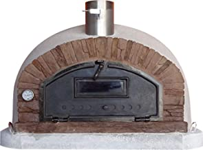 Authentic Pizza Ovens Buena Ventura Premium Wood FIRE Oven