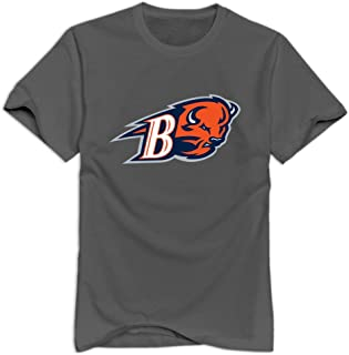 Tavil Bucknell Bison 100% Cotton T-shirt For Male
