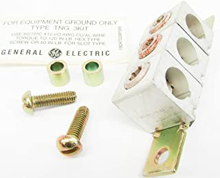 GE TNG3 Equipment Ground Kit For Use With PowerMark Gold and Plus Load Centers and Circuit Breakers