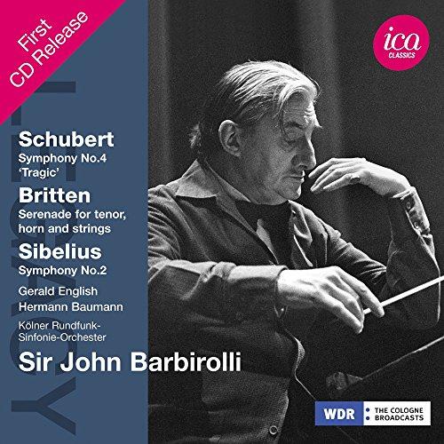 Schubert / Britten / Sibelius