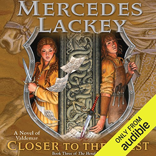 Closer to the Chest audiobook cover art