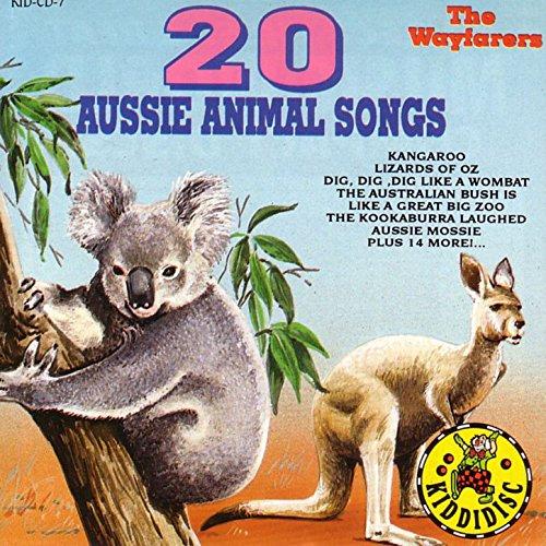 20 Aussie Animal Songs