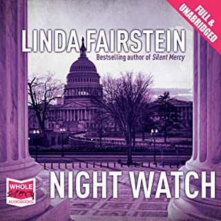 Night Watch                   By:                                                                                                                                 Linda Fairstein                               Narrated by:                                                                                                                                 Barbara Rosenblat                      Length: 13 hrs and 17 mins     17 ratings     Overall 3.9