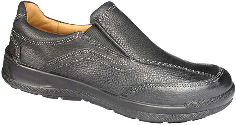 Jomos Men's Slipper 419208-37 Black