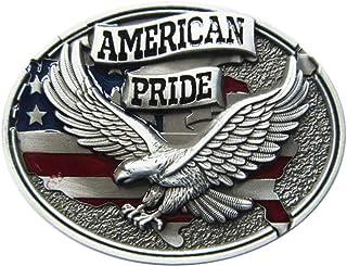 Urban Backwoods American Pride III Hebillas de cinturón Belt Buckle