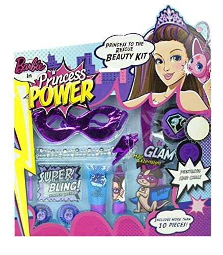 Barbie 9521710 Kit de Beauté Princesse À la Rescousse 11 unités
