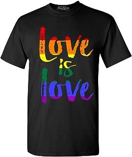 Love is Love T-Shirt Gay Pride Shirts
