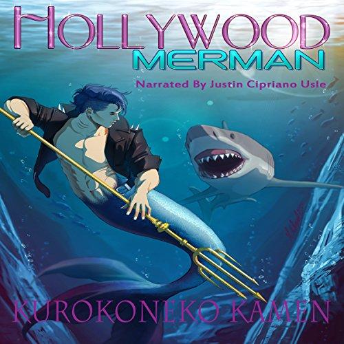 Hollywood Merman audiobook cover art